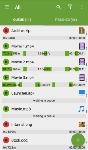 Advanced Download Manager App-1