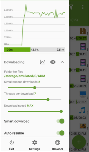 Advanced Download Manager App-2